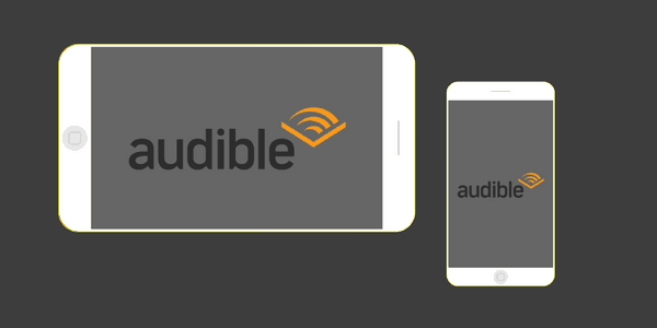 Audible-lydbok-app